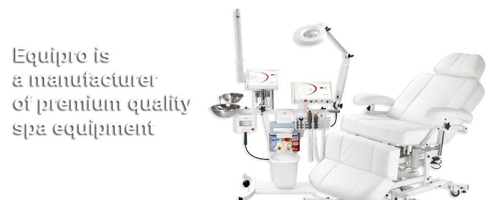 EquiPro is a manufacturer of premium quality aesthetic equipment